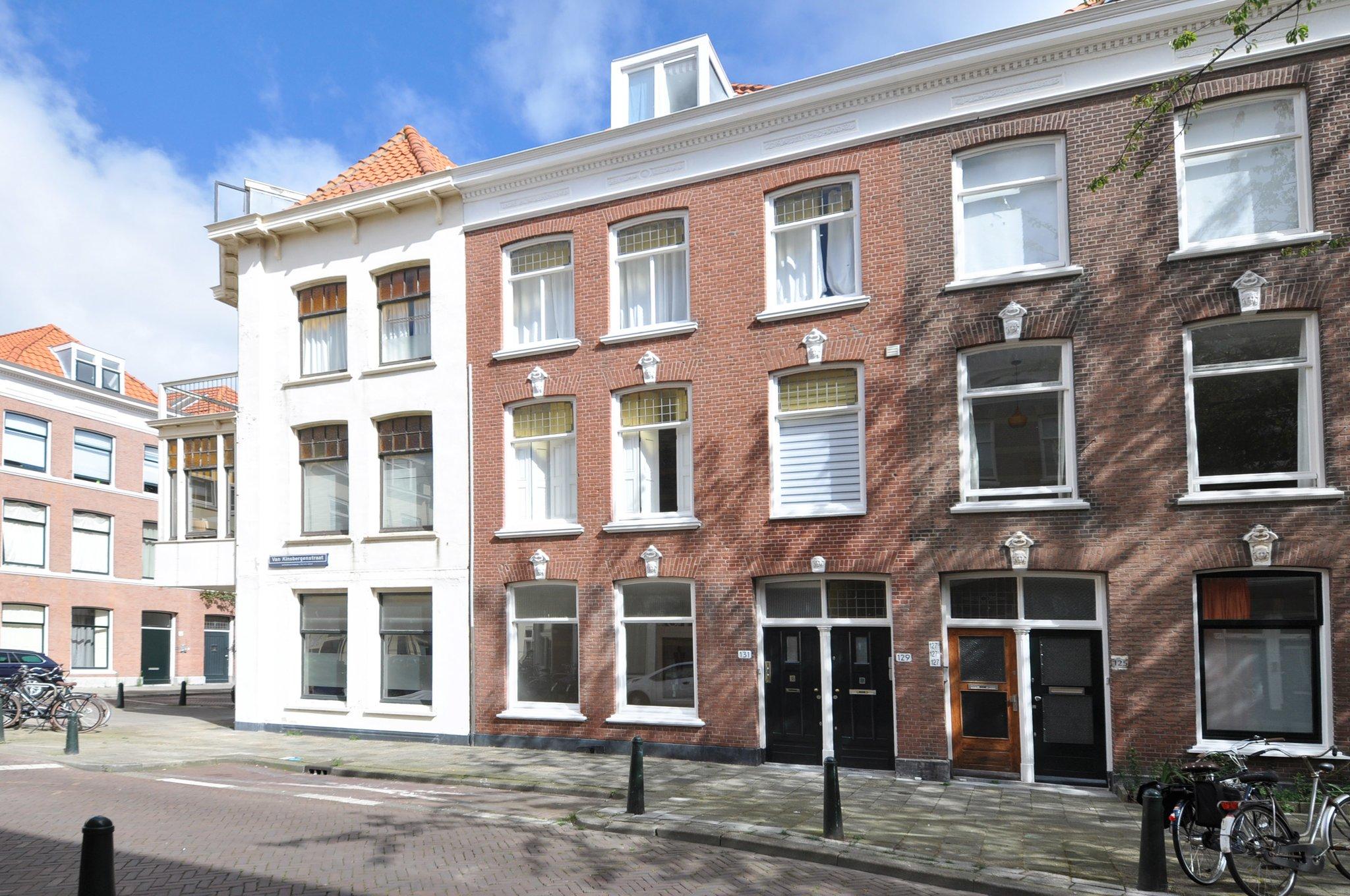 Van Kinsbergenstraat 131, Den haag